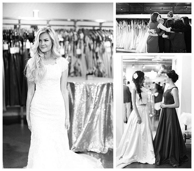 Merveilleux Grand Opening Party At Utah Wedding Dress Shop Gateway Bridal U0026 Prom In  Salt Lake