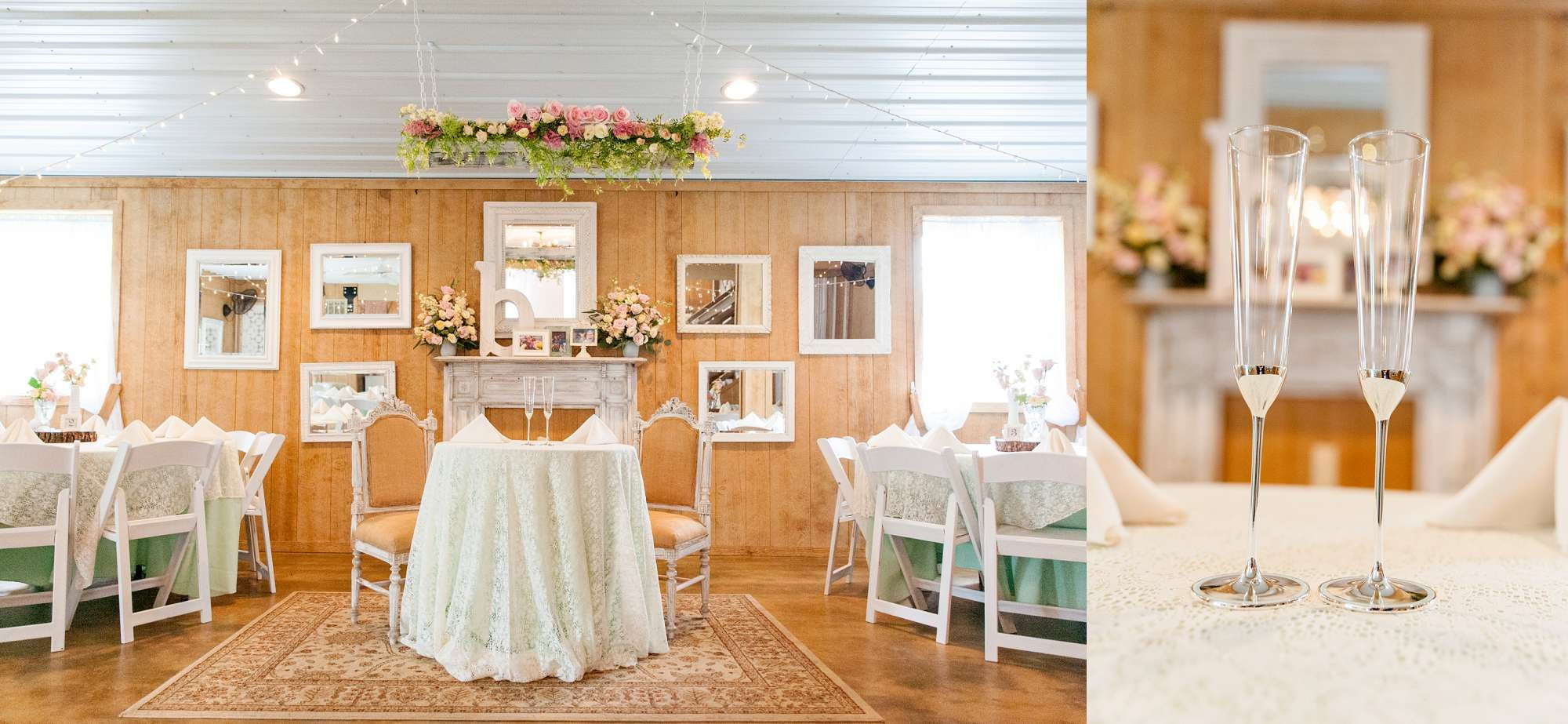Flora Corner Farm Southern Maryland Wedding Venue Summer Blush And
