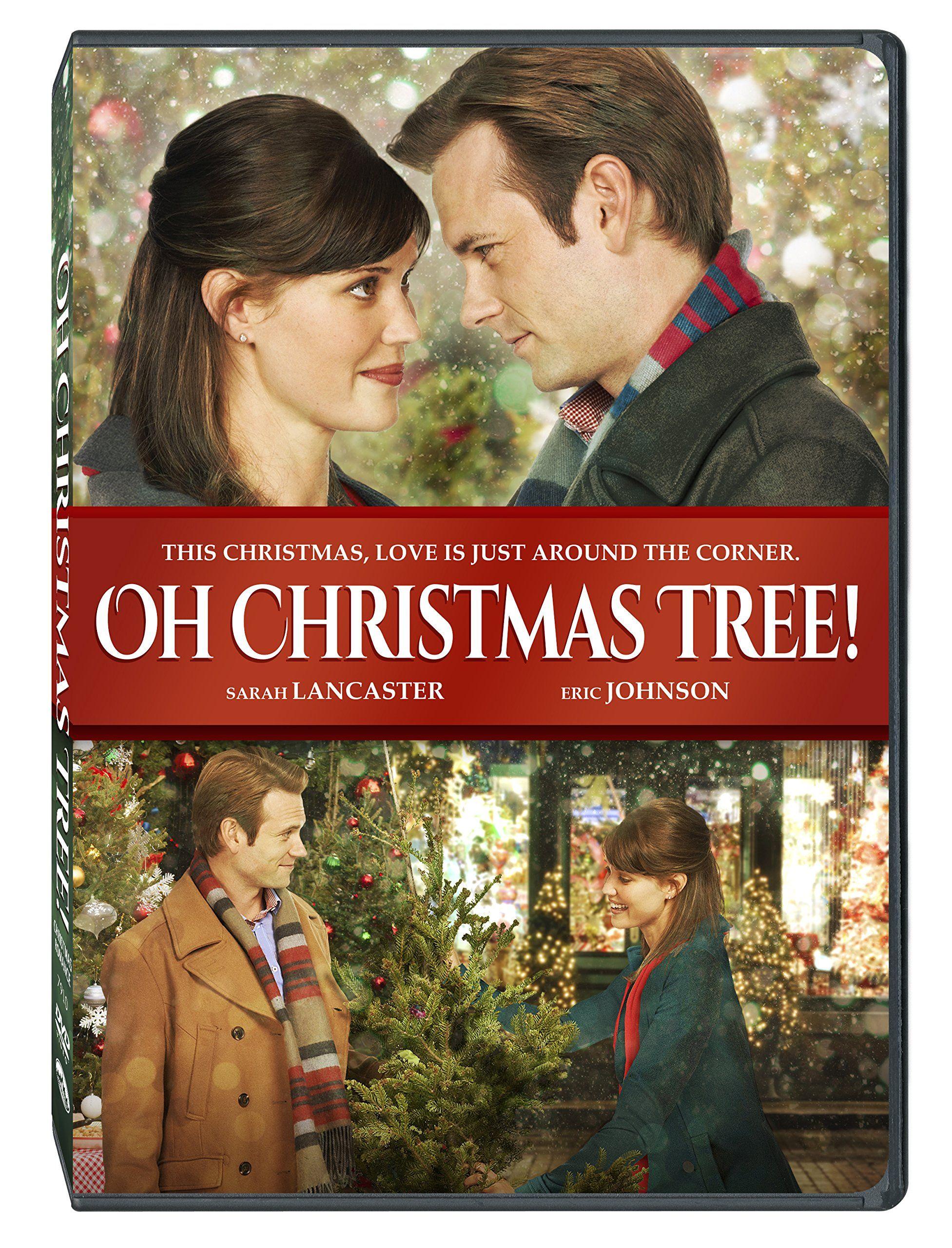 Oh Christmas Tree Hallmark Christmas Movies Christmas Movies Sarah Lancaster