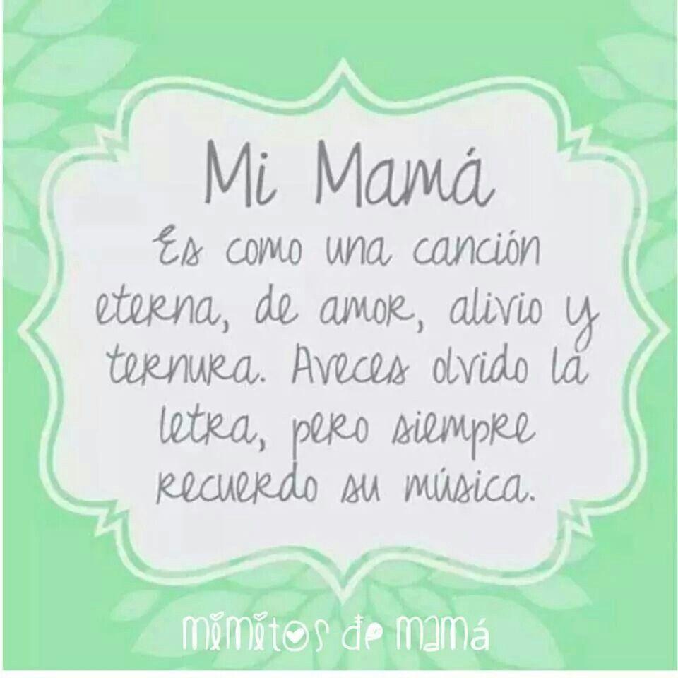 Pin de Yadira Batista Castro en Frases | Pinterest | Mamá, Madres y ...