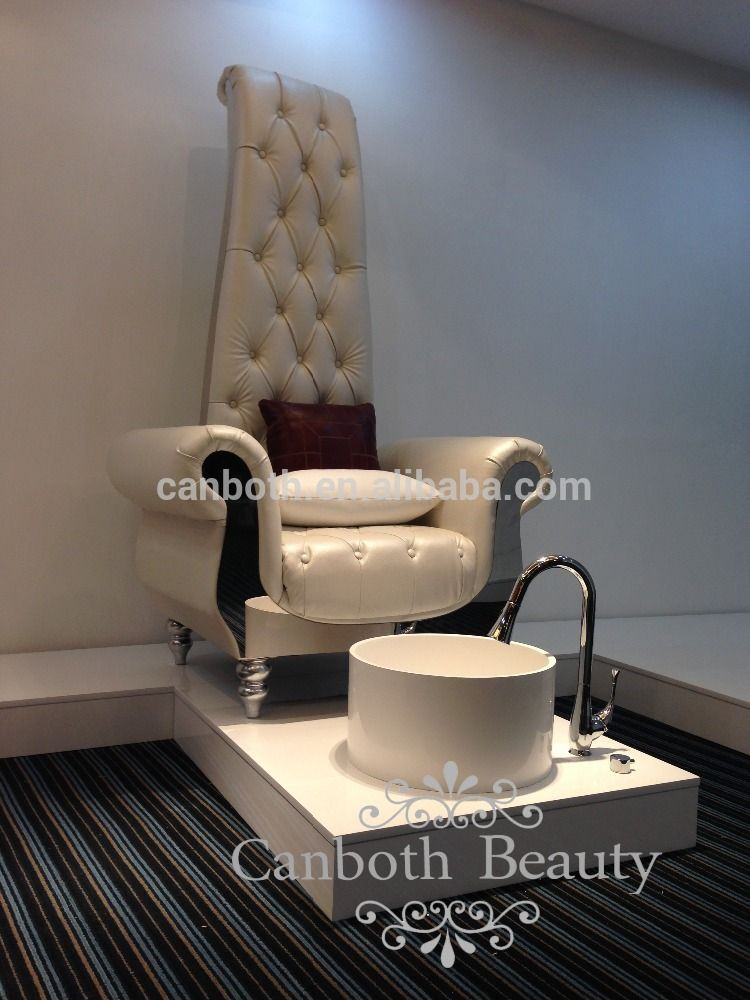 pedicure station/Pedicure Chairs Nail Bar/Pedicure Bench with PurJet ...