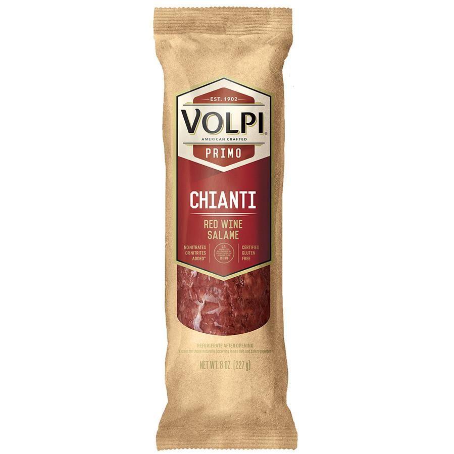 Volpi Chianti Red Wine Salami Ditalia Fine Italian Imports