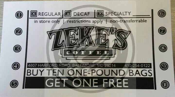 Zeke S Coffee With Images How To Apply Get One New Pins