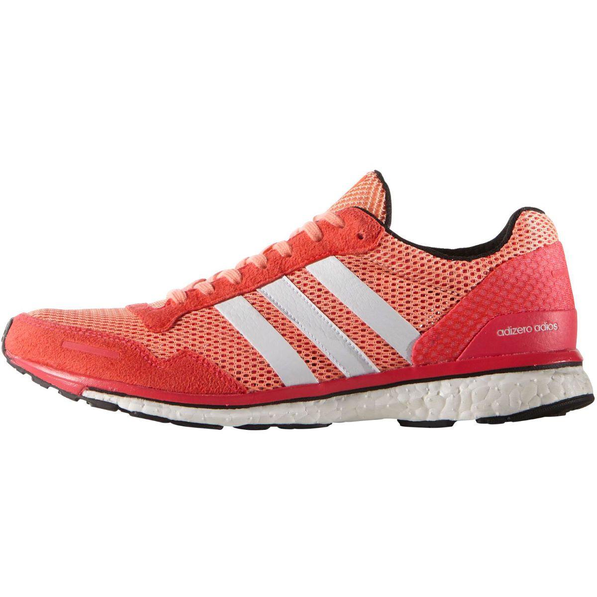 Adidas Women's Adizero Adios 3 Shoes (SS16) Racing Running Shoes