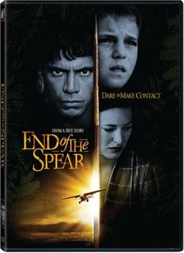The End of the Spear DVD