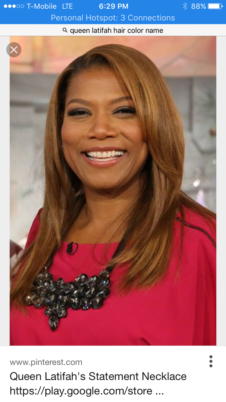 Queen Latifah Hair Color Hair Color Ideas And Styles For 2018
