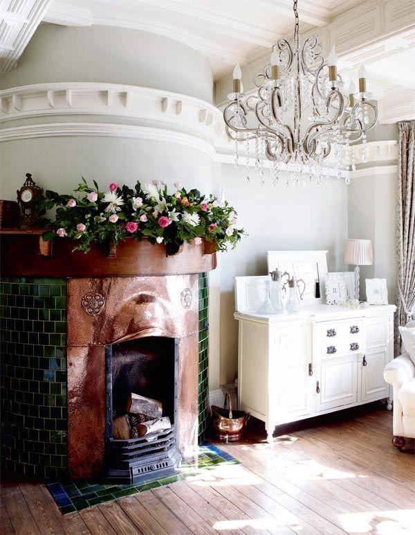 Fauna decorativa Chimeneas y estufas   Fireplaces and stoves D - diseo de chimeneas para casas