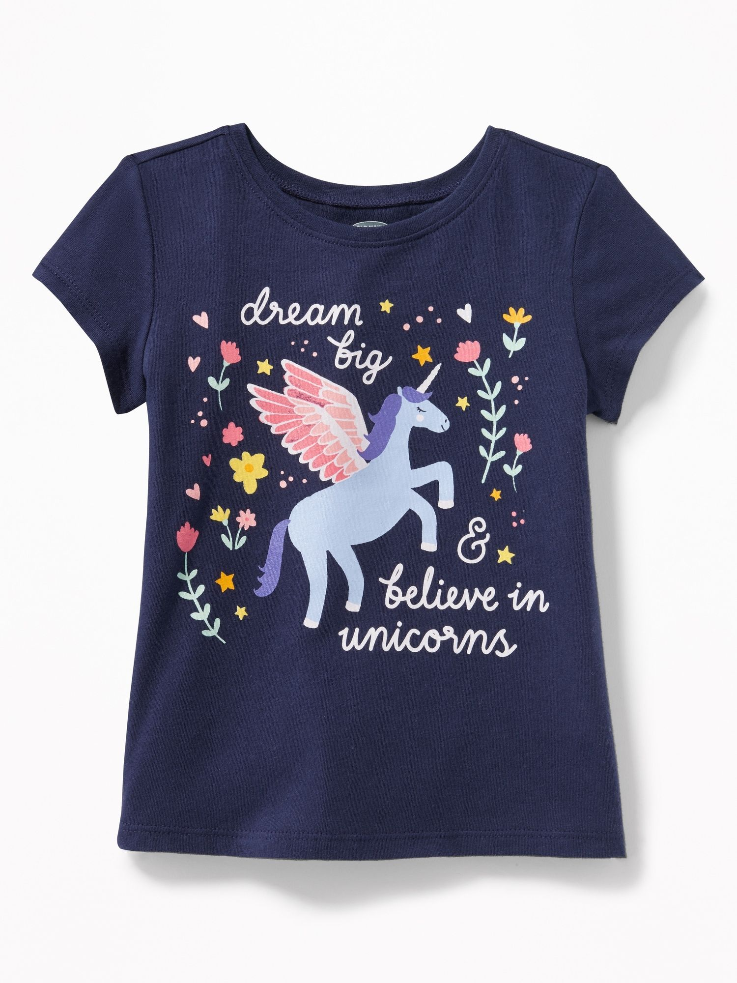 Graphic Tee for Toddler Girls | Emma 2018-2019 | Kids