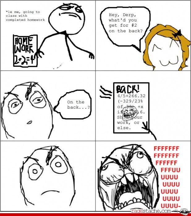 Page 33 - Rage Comics - Ragestache