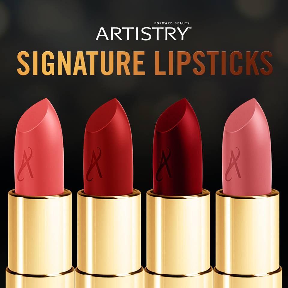 ARTISTRY SIGNATURE COLOR Lipstick www.amway.com/egrietstore