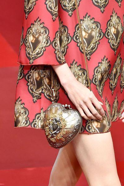 Tendances sacs printemps-été 2015 - L'Express / Dolce & Gabbana