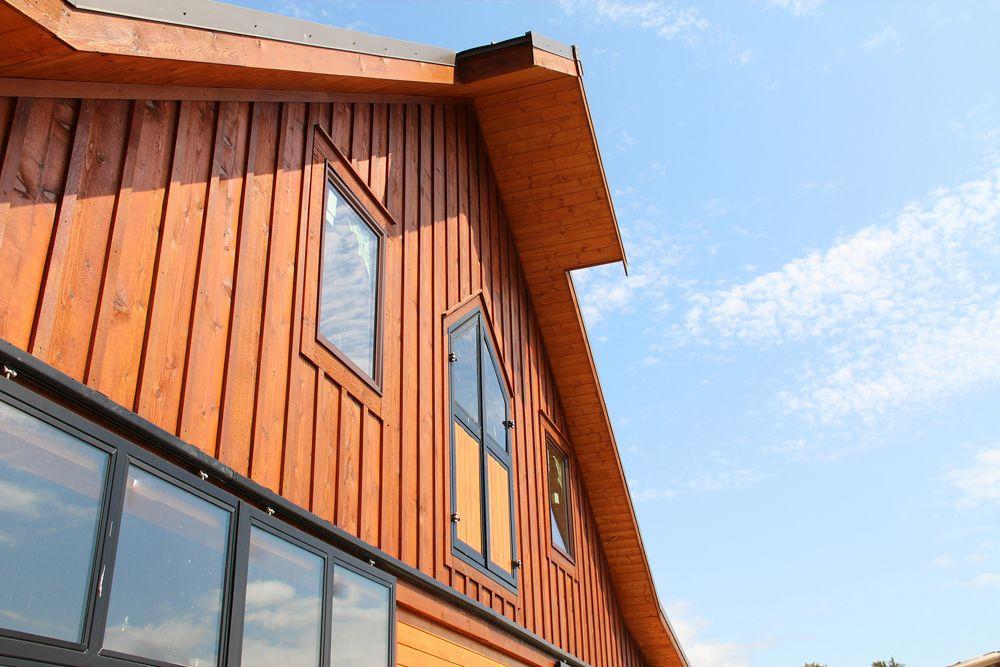 Western Red Cedar Board And Batten Siding Real Cedar Siding Cost Board And Batten Board And Batten Siding