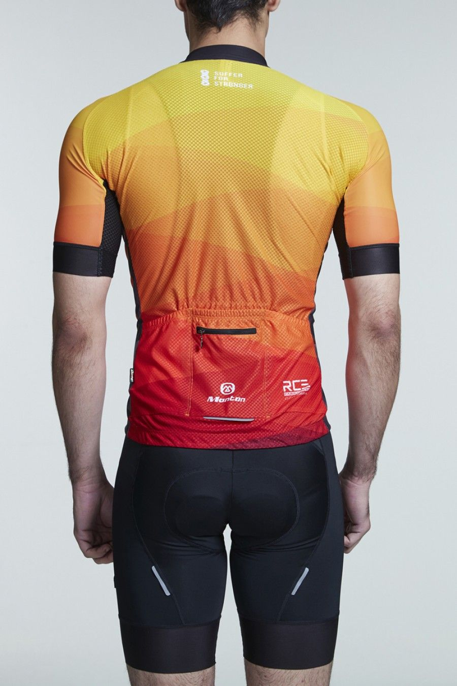 Monton 2016 Mens Best Cycling Jersey Flaming  e01ca4eb5