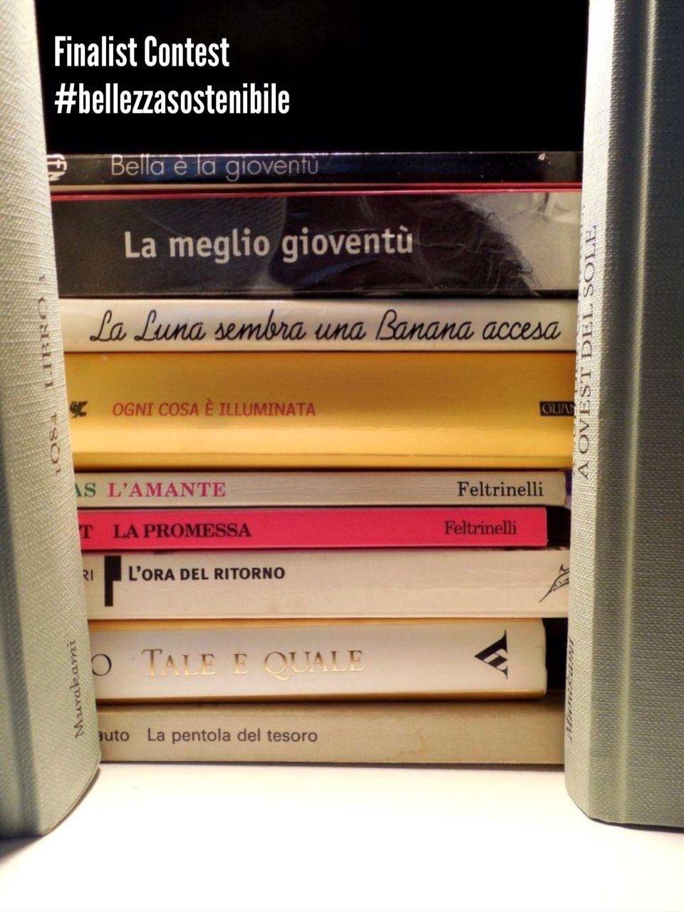 Contest #BellezzaSostenibile 2014! 5° finalist! The author is Paolo Bianti!