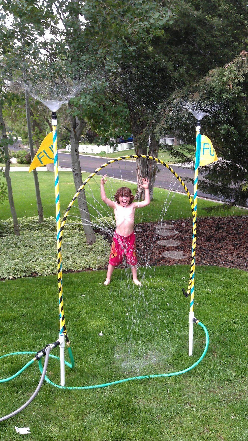 Studio 5   Backyard splash pad, Swimming pools backyard ...