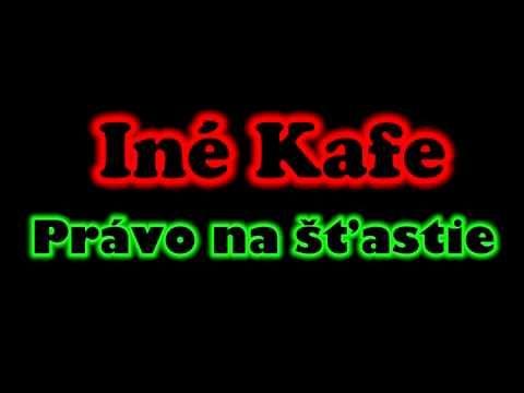 Iné Kafe - Špinavé objatie + Text [NOVINKA] (Právo na šťastie)