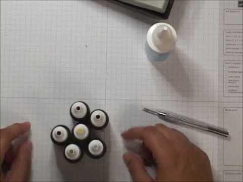 pingl par jardin de papier sur jardin de papier mes cr ations my creations pinterest. Black Bedroom Furniture Sets. Home Design Ideas