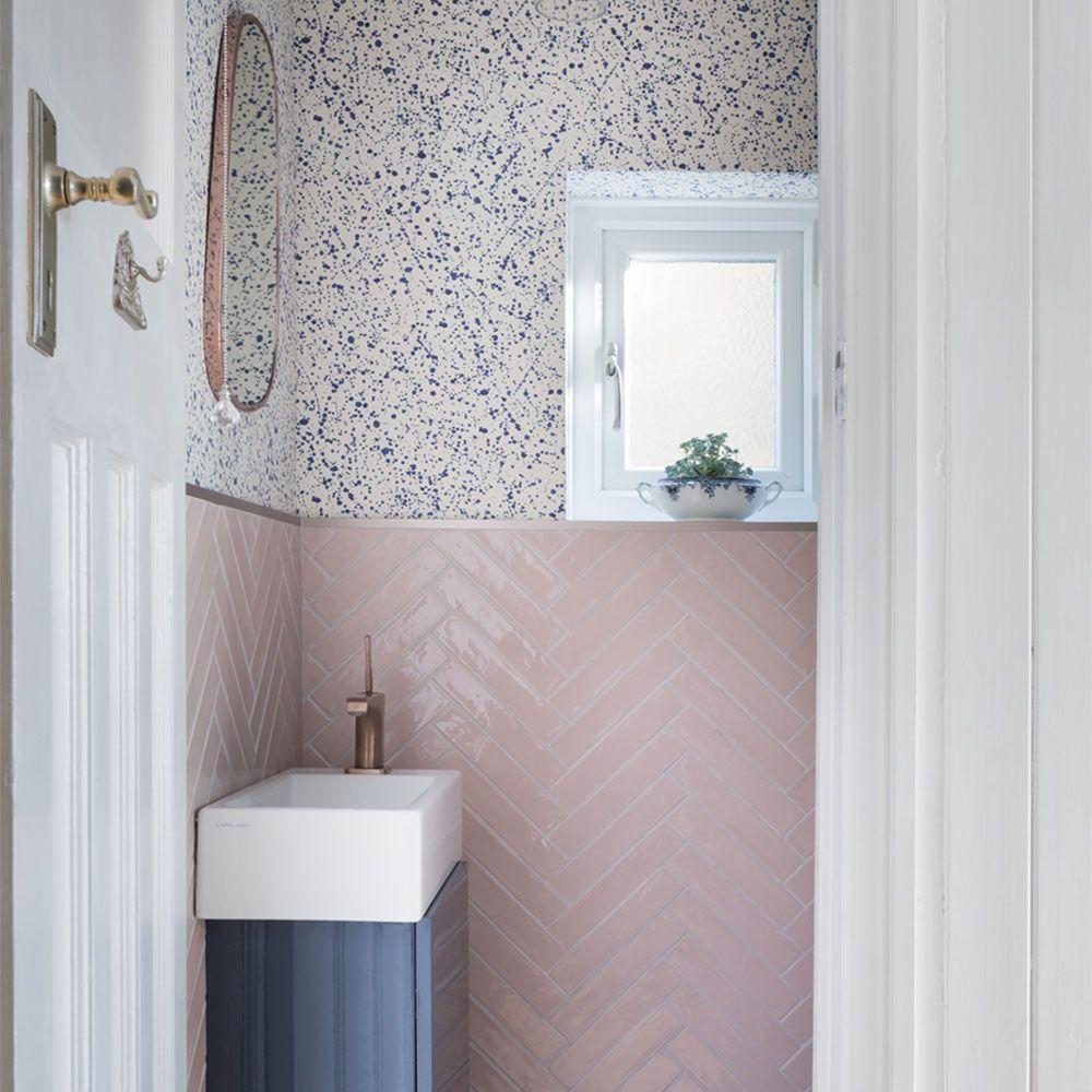 Small Bathroom Ideas in 2020 | Cottage bathroom design ...