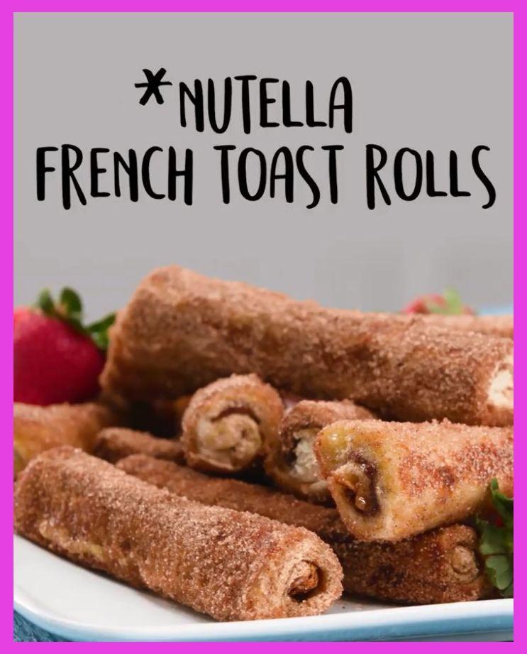 #Nutella Frensh #Toast #Rolls | Unhealthy Snacks | Are Sargento Balanced Breaks Healthy | Diet Snack...