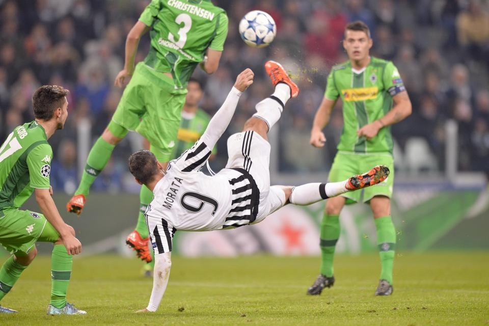 Juventus vs Borussia Monchengladbach - Champions League 2015/2016