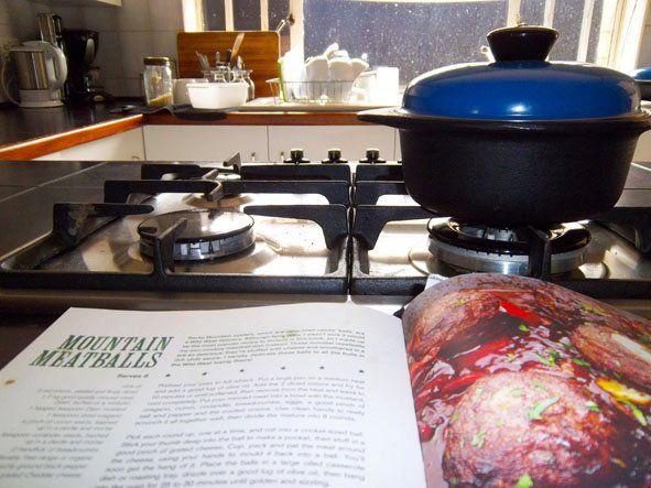 Meatballs  http://www.facebook.com/ultim8D