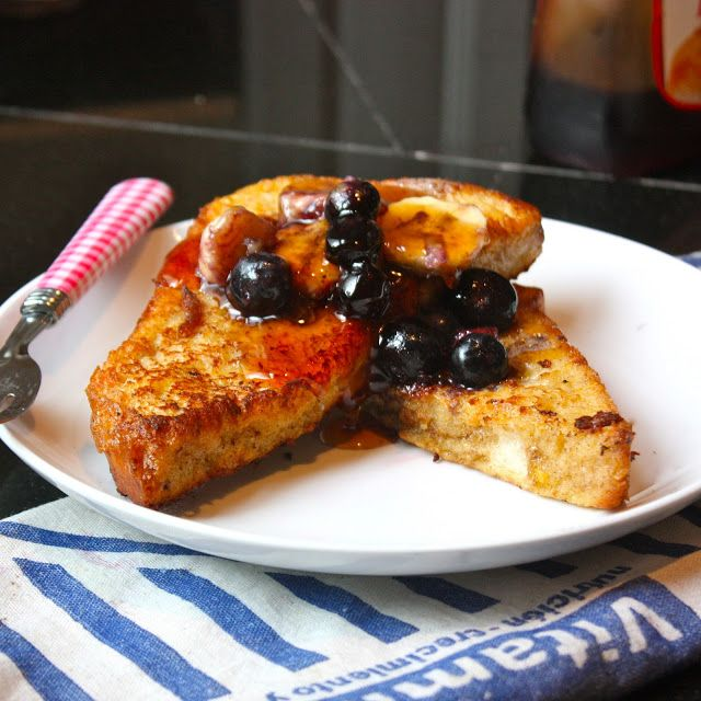 Orangette's Olive Oil French Toast