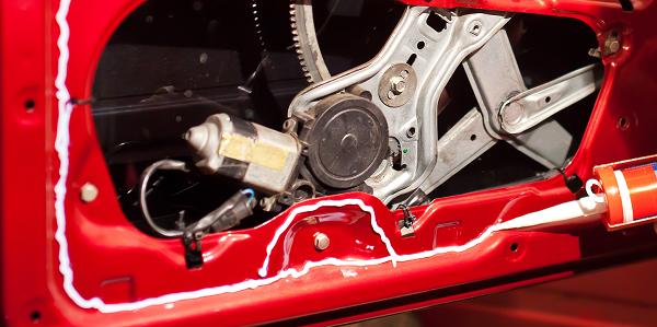 The global automotive adhesive & sealants market is