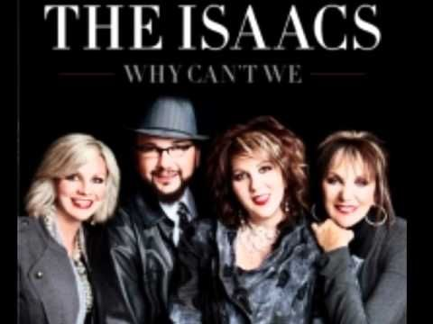 Why Can't We by The Isaacs  This is one of the best songs I've ever heard. It really hits home.