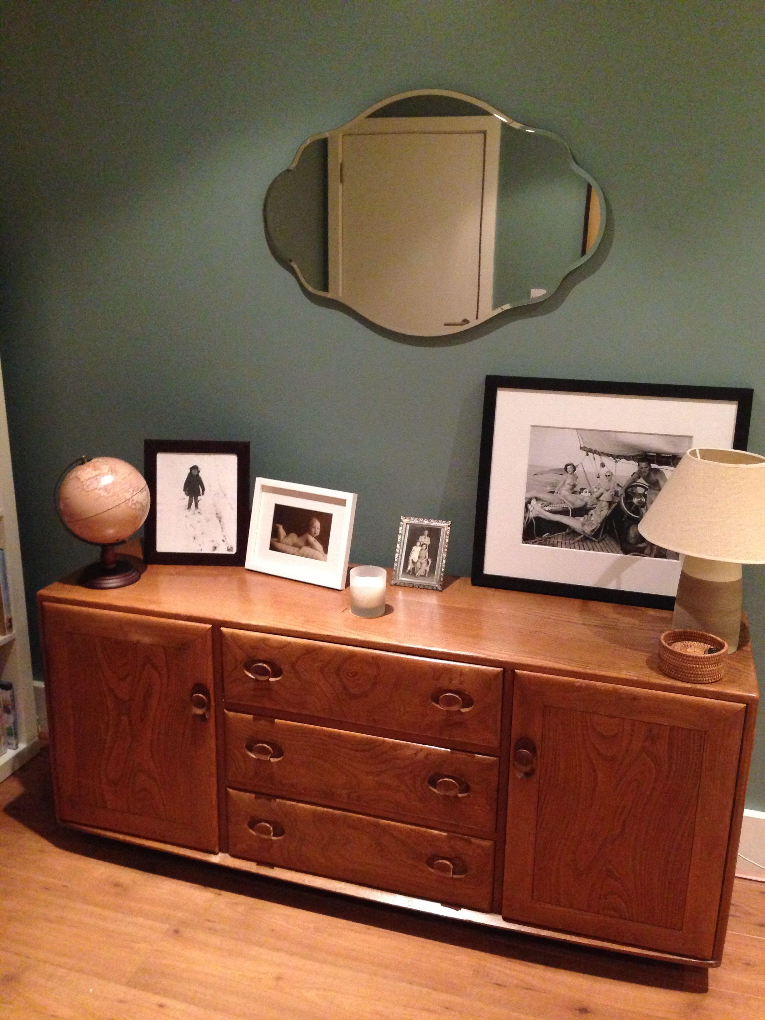 Best My Living Room In Oval Room Blue With Ercol Sideboard 400 x 300