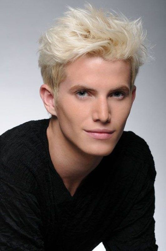 50 Hottest Hair Color Ideas For Men In 2020 Pouted Com Mens Hairstyles Blonde Guys Cool Blonde