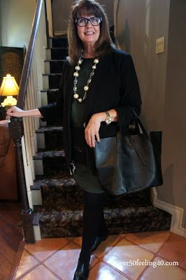 over50feeling40: Career Reinvention: Working Wardrobe For Midlife Women