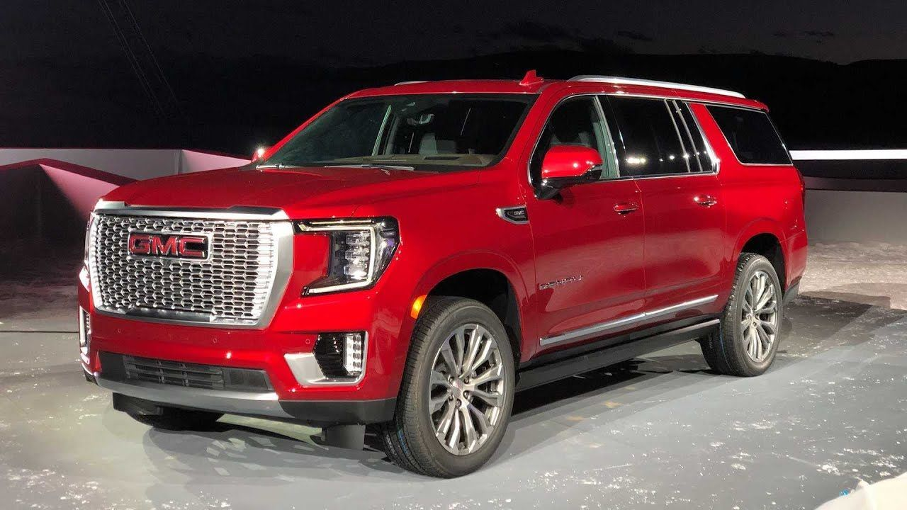 2021 Gmc Yukon Denali Xl Launch Date 2021 Gmc Yukon Denali Xl Expert Review The Biggest Update For The 2021 Gmc Yukon D In 2020 Gmc Yukon Denali Gmc Yukon Yukon Denali