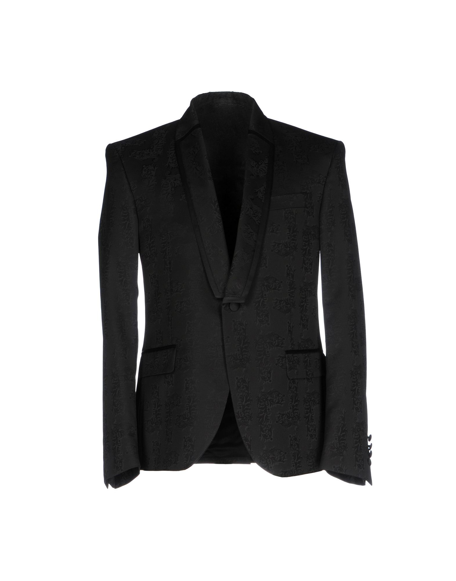 VERSACE Blazer.  versace  cloth   Blazers Pour Hommes, Blazers Noirs,  Versace 36897ff22f0