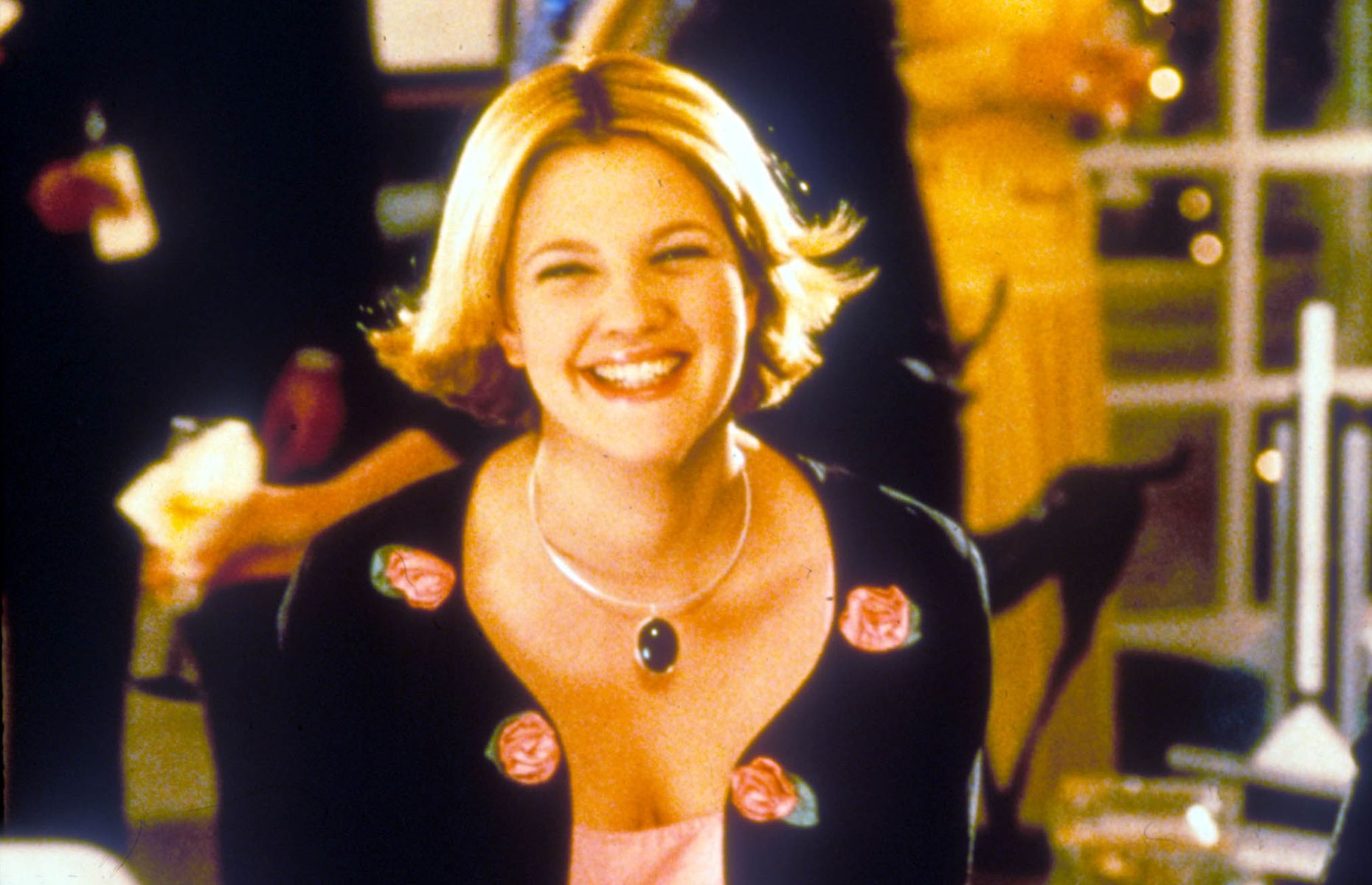 Drew Barrymore As Julia Sullivan The Wedding Singer 1998