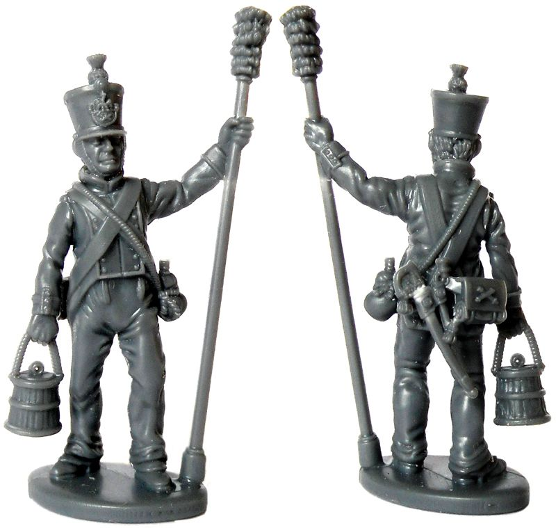 VX0018 Napoleonic French Artillery out this week. £24.95