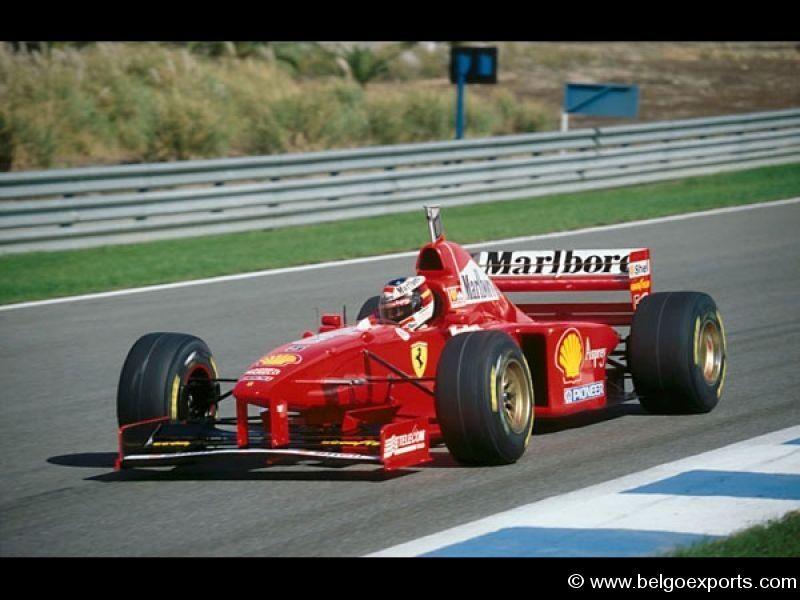 RaceCarAds - Race Cars For Sale » Ferrari Formel 1 F310B ex. Schumi ...