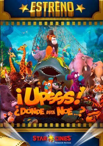 Domingo De Familia En Starcines Dondeestanoe 13h50 2d 15h50 3d 17h40 3d Film D Animation Films Pour Enfants Film Francais