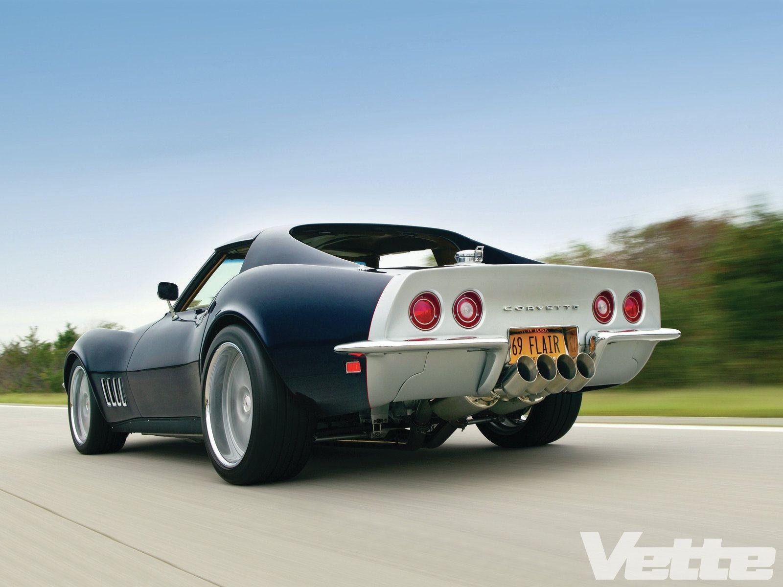 Pro touring c3 corvette thread corvette resto mods yes or no