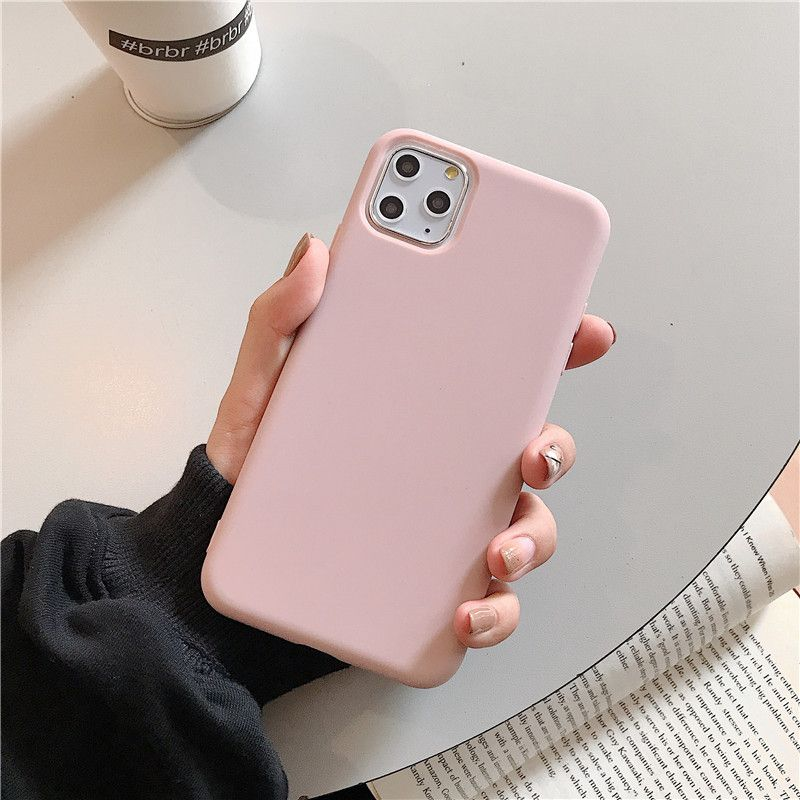 For iphone 11 pro max original silicone case for apple