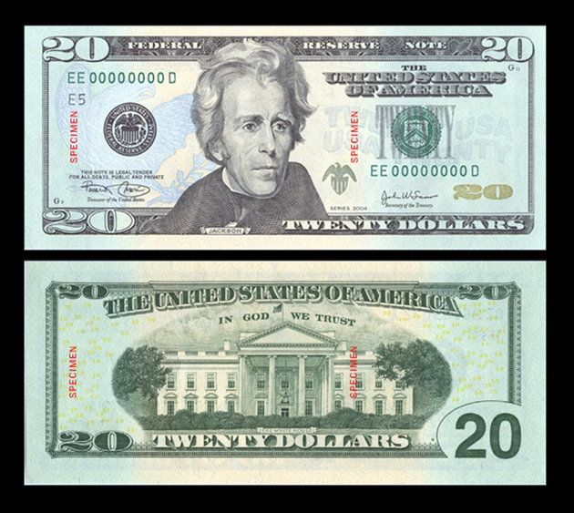 photograph about Printable 20 Dollar Bill named Harriet Tubman Towards Change Andrew Jackson Upon $20 Monthly bill