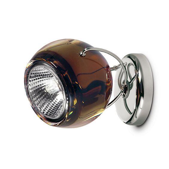 Fabbian Beluga Colour plafond-/wandlamp 1-vlam | kantoor | Pinterest