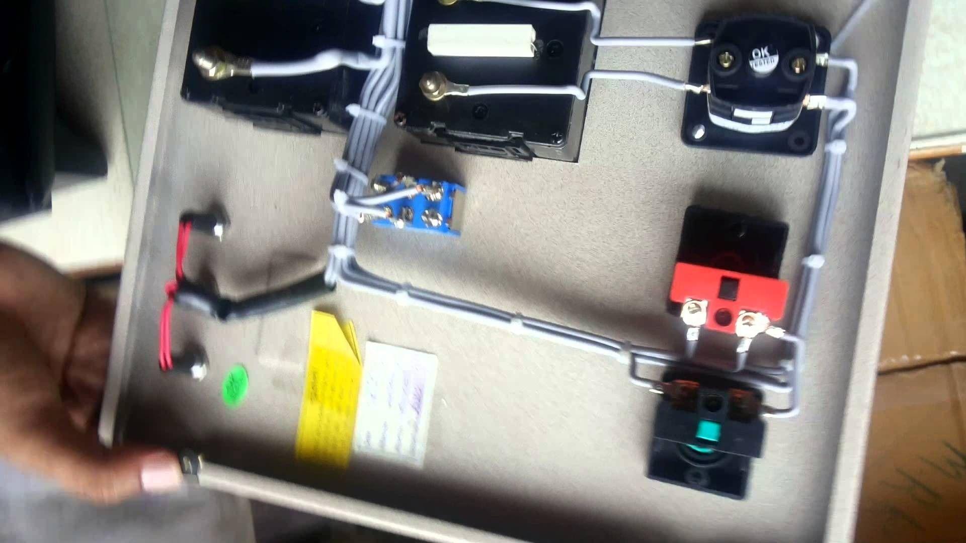 single phase starter wiring diagram 3 motor uk submersible pump wiringdiagram org