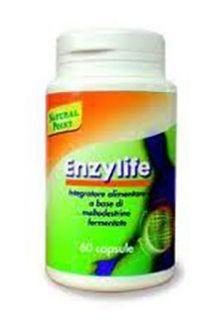 Enzylife sostegno digestivo confezione da 120 capsule