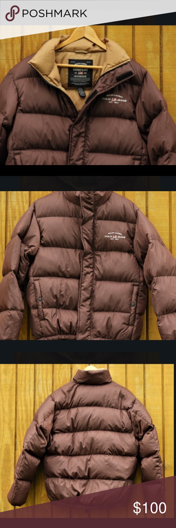 Vintage Ralph Lauren Polo Puffer Jacket Jackets Polo Ralph Lauren Ralph Lauren Jackets [ 1740 x 580 Pixel ]
