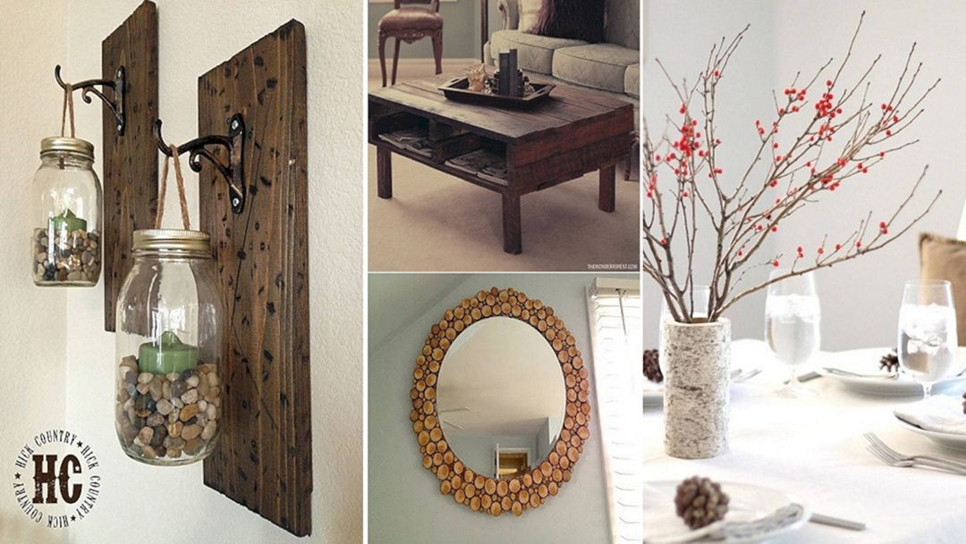 22 Awesome Diy Rustic Home Decoration Ideas You Need To Try In 2020 Living Room Crafts Creative Home Decor Diy Decor