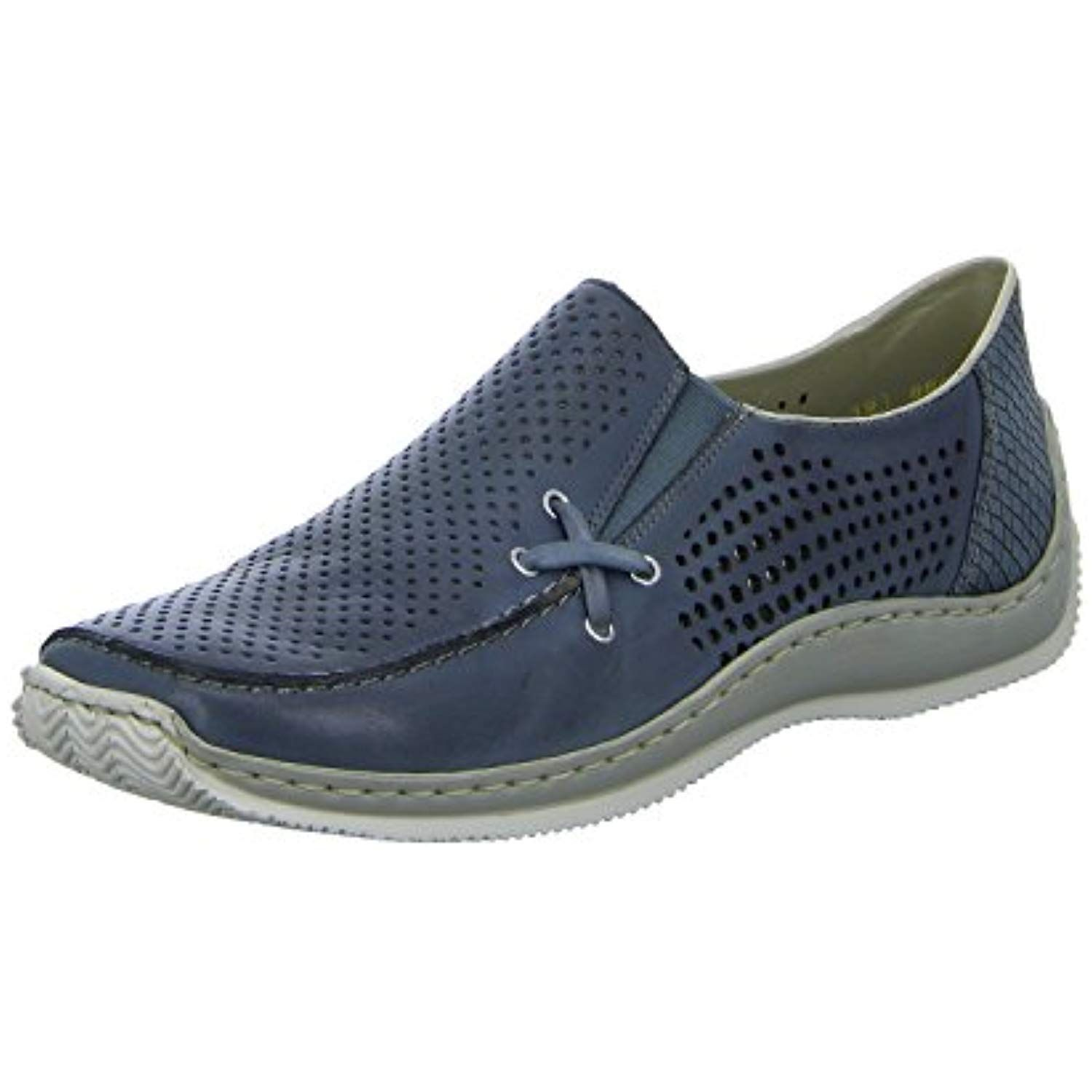 Damen Slipper Blau 942297 5 *** Check this awesome product
