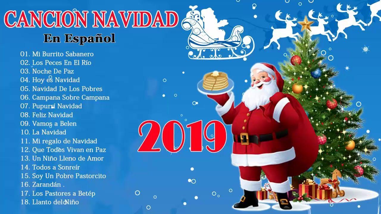 Escuchar Cancion Feliz Navidad.Las Mejores Canciones De Navidad En Espanol Canciones De