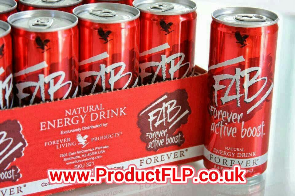 FABulous #energydrink for immediate and long term #energy