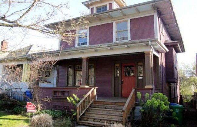Craftsman Home in Portland Oregon
