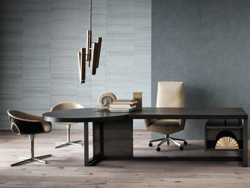 Jobs By Poltrona Frau. Design: Rodolfo Dordoni